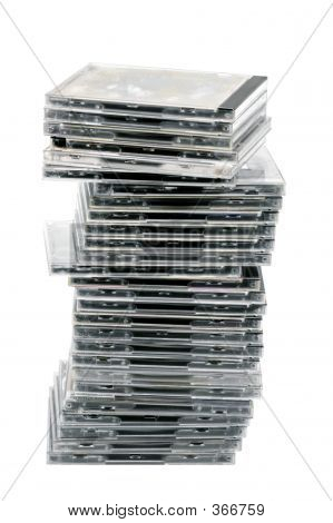 Pile Of C Ds