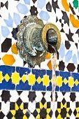 Постер, плакат: Марокканский кран