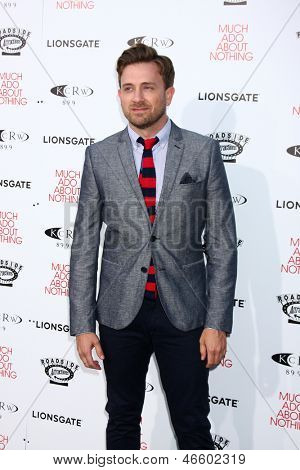 LOS ANGELES - JUN 5:  Tom Lenk arrives at the