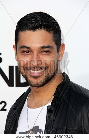 LOS ANGELES - JUN 3:  Wilmer Valderrama arrivesa at the