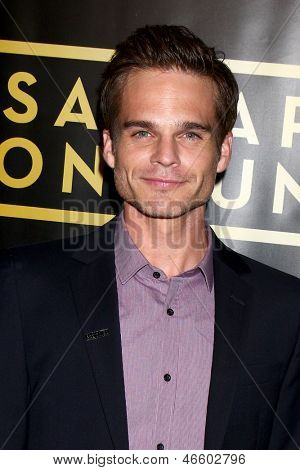LOS ANGELES - JUN 4:  Greg Rikaart arrives at SAG-AFTRA Panel Discussion With The Cast Of