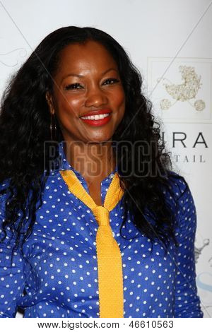 LOS ANGELES - JUN 9:  Garcelle Beauvais arrives at the 2013 Plush Show at the Hyatt Regency Century Plaza Hotel on June 9, 2013 in Century City, CA