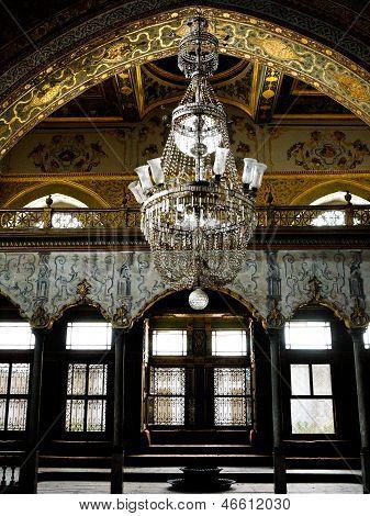 Harem In Topkapi-Palast, Istanbul, Türkei