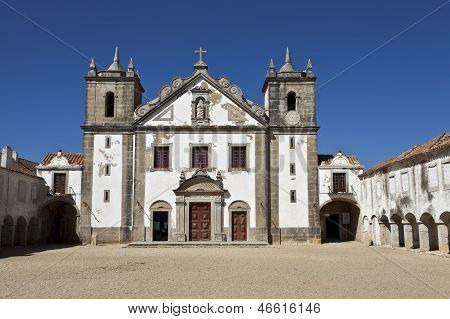 Cape Espichel Sanctuary, Portugal