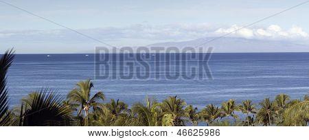Panorama of Lanai, HI