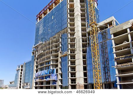 Construction Of Multi-storey Building