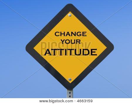 Signo de la actitud