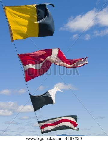 Maritime Flags