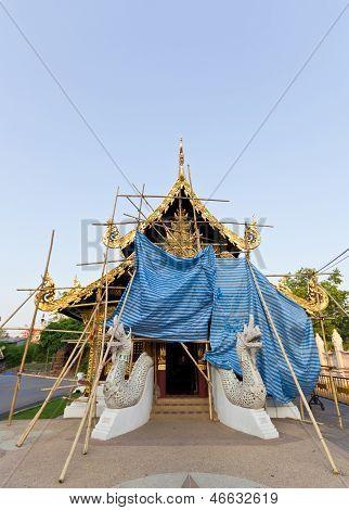 Repairing Buddhist Architecture