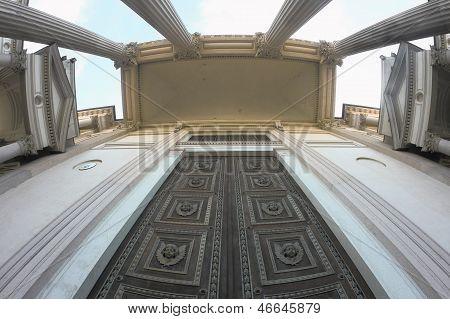 Novara Cathedral Gate