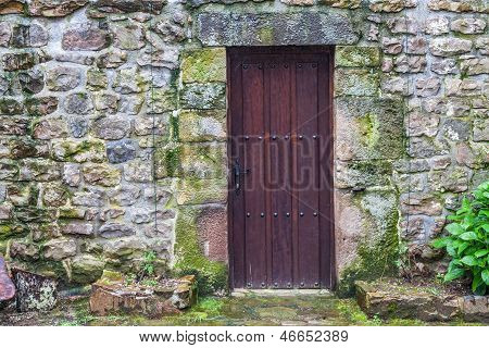 Old Door