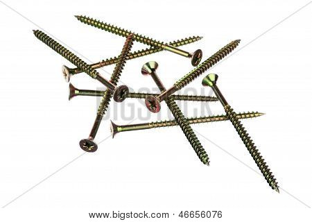 Yellow Screws