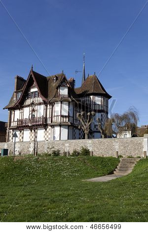 House Of Les Andelys, Haute Normandie, France
