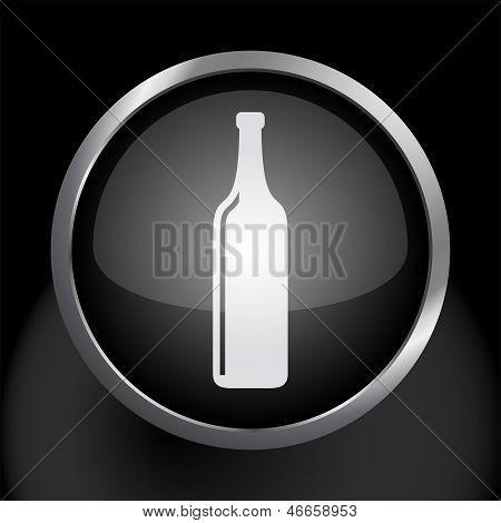 Wine Bottle Icon
