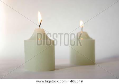 Dimentional Kerzen
