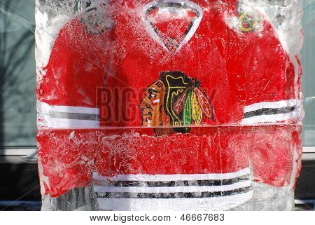 Chicago Blackkawks jersey