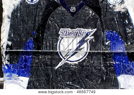 Tampa Bay Lightnings jersey