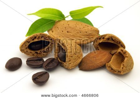 Almond And Coffee