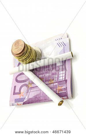 Expensive Smoking Habbit