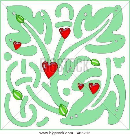Celebratory Green Tree