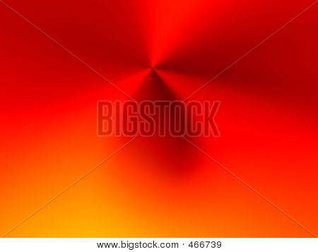 Abstraction Textile. Red Color