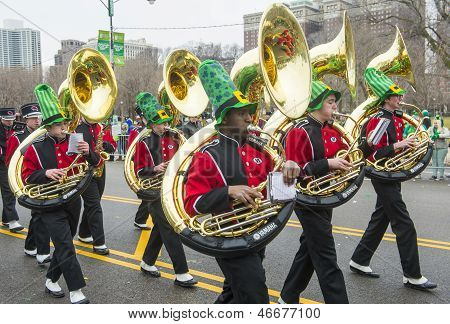 Chicago Saint Patrick Parade