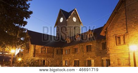 Architecture Of Bariloche