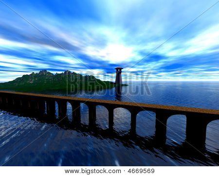 Bridge To Lighthouse