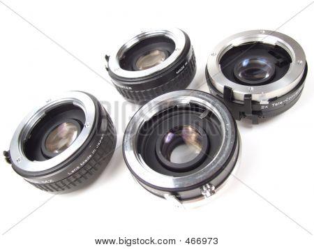 Photo Lens Converter Gear
