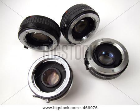 Photographic Equipment Lenses