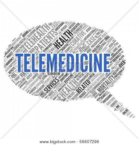 Telemedicine | Conceptual wallpaper