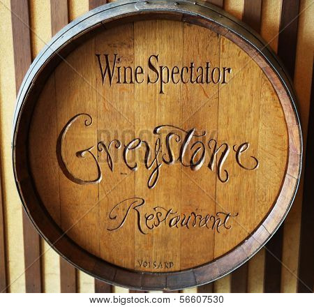 The Wine Spectator Greystone Restaurant at the Culinary Institute of America