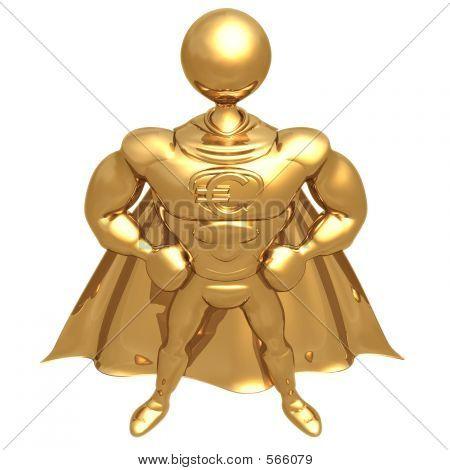 Superhero Euro