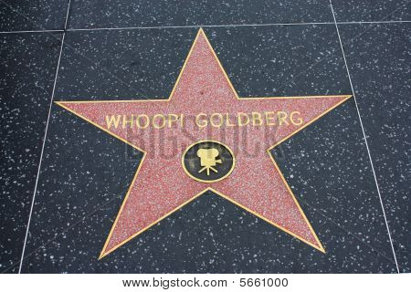 Whoppi Goldberg