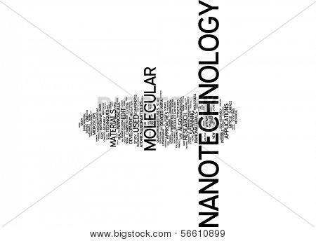 Word Cloud - Nanotechnology