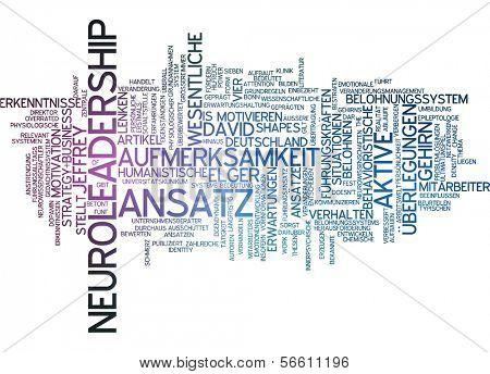 Word Cloud - Neuroleadership