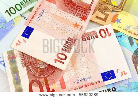 European Currency Money