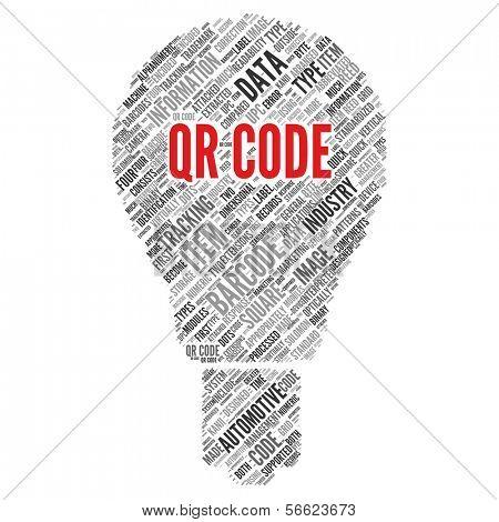 QR-Code | Concept Wallpaper