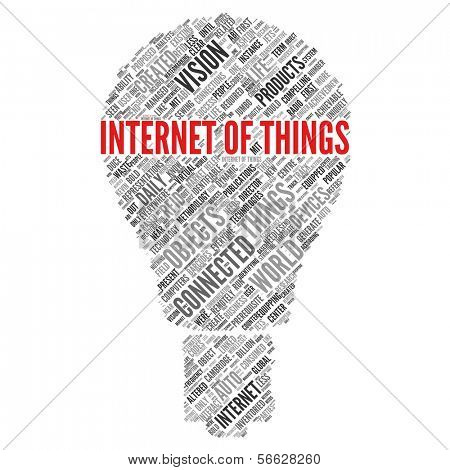 INTERNET OF THINGS | Concept Wallpaper