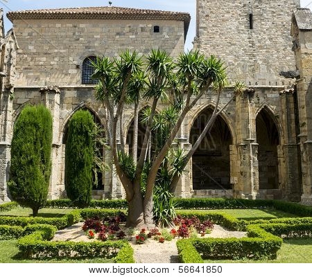 Narbonne, Cathedral Cloister