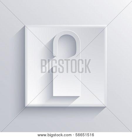 Vector creative modern icon