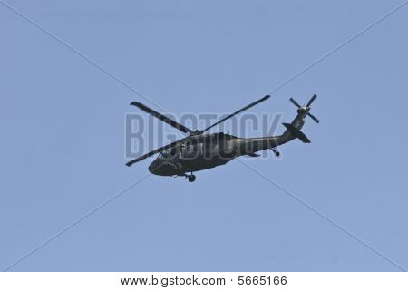 Blackhawk Helicopter