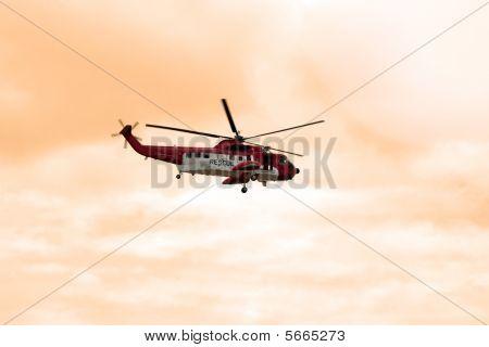 Sea Rescue Chopper