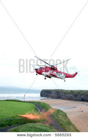 Sea Rescue Flare