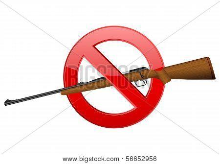No Rifle