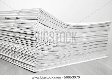 Stack Journals