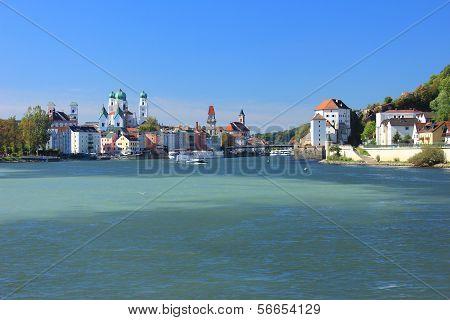 Passau, Bavaria, Germany