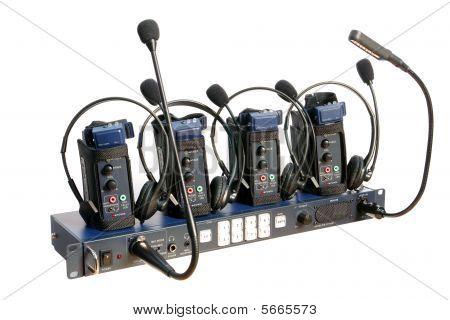 Sistema de intercomunicação