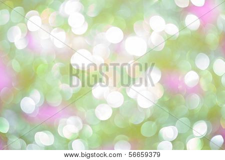 Abstract shiny blur background