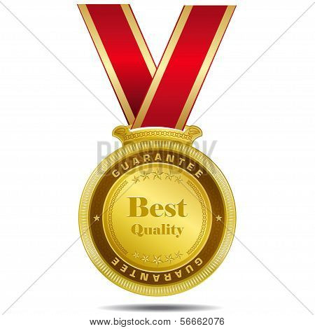 Best Quality Gold Medal